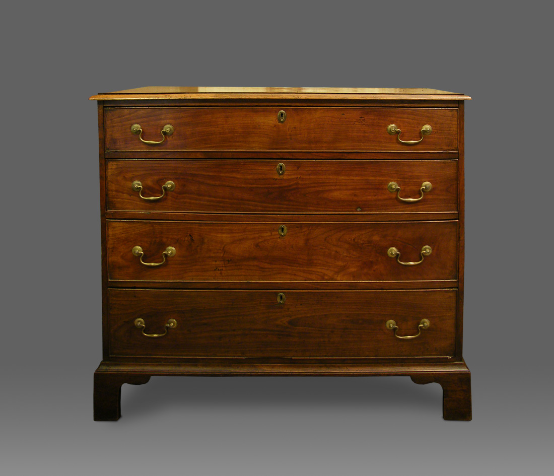 empire of mahogany cherry antique or shop dresser drawer chest drawers