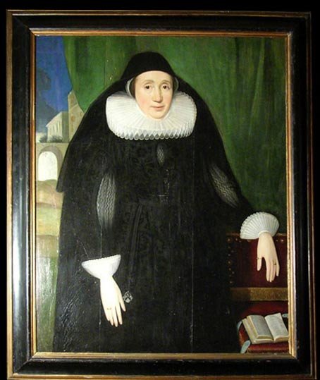 16th century portrait of a lady