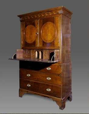 antique bureau welsh bureau bookcases oak bureau welsh antique bureau mahogany bureau bookcase. Black Bedroom Furniture Sets. Home Design Ideas