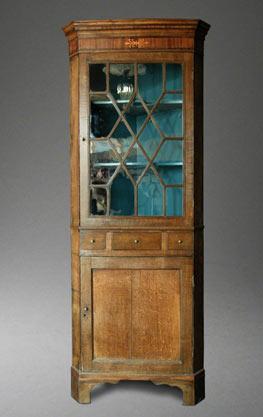ANTIQUE CUPBOARDS Welsh Cupboards Antique cupboards Oak Hanging ...